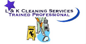 L & K Cleaning, a real company